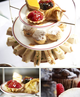 High Tea at Durrants